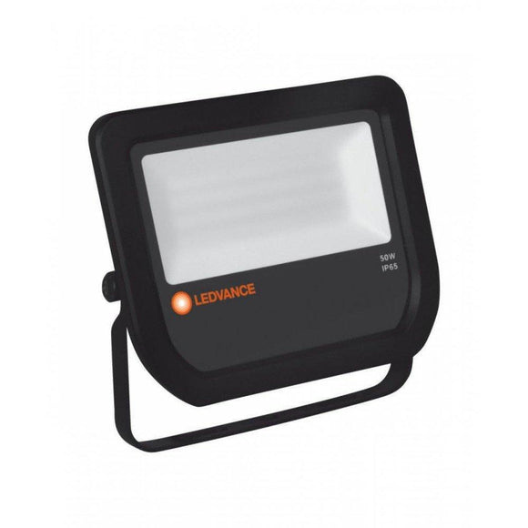 Ledvance LED Floodlight 50W 4000K 5500lm IP65 Black