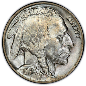 BUFFALO NICKELS (1913-1938)