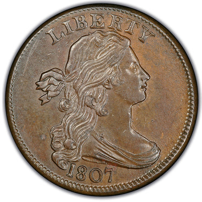 Draped Bust Large Cent