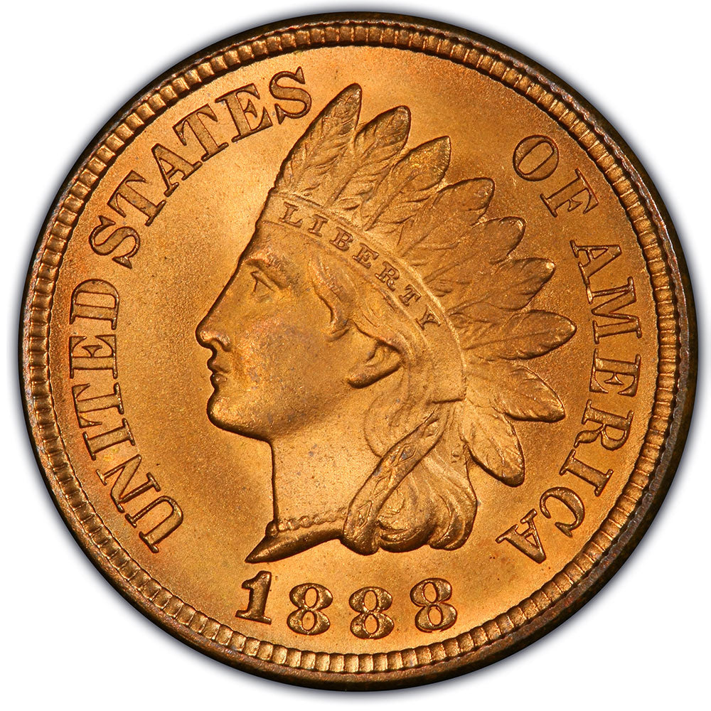 Indian Head Cents
