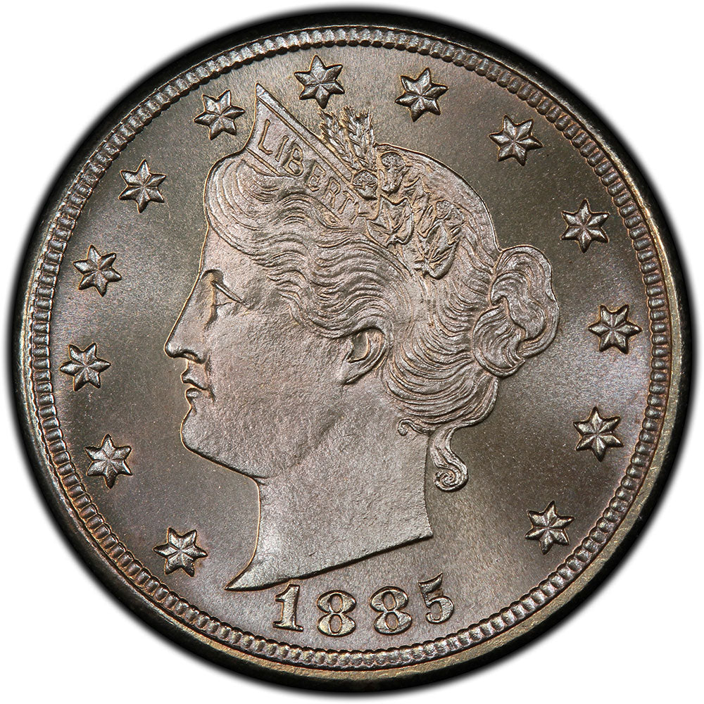 Liberty Nickels