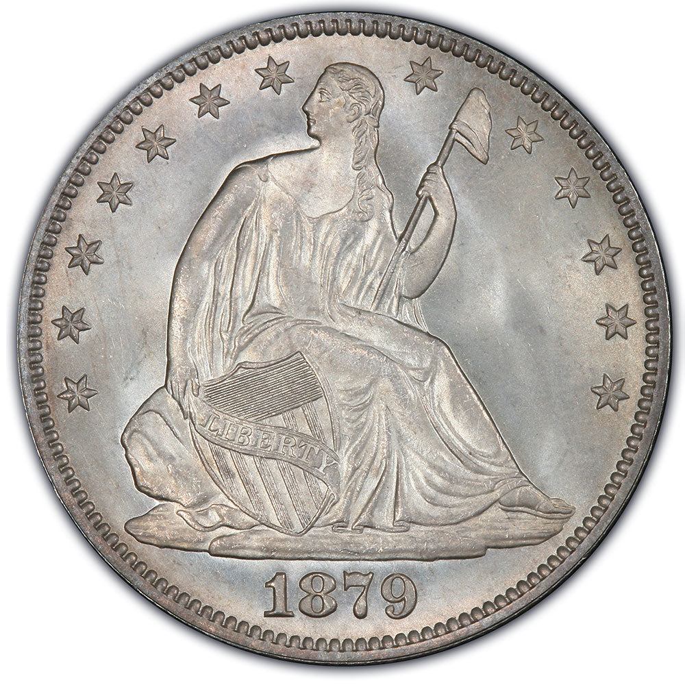Seated Liberty Half Dollars