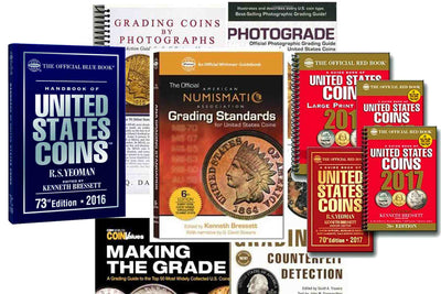 Coin Books & Resources