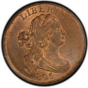 Draped Bust Half Cents