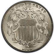 Shield Nickels