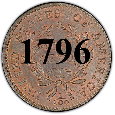 1796 Liberty Cap Large Cent