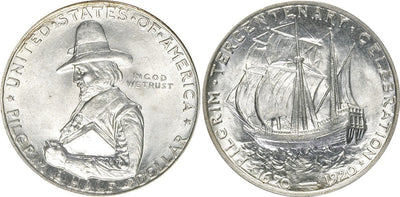 1920 Pilgrim Commemorative Half Dollar