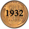 1932 Lincoln Wheat Cent