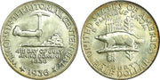 1936 Wisconsin Commemorative Half Dollar