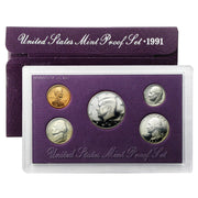 1968-1991 US Mint Proof Sets
