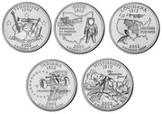 2002 State Quarters, Uncirculated