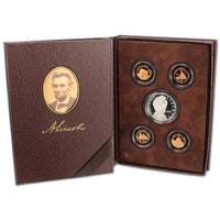 2009 Abraham Lincoln Coin & Chronicle Set