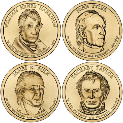 2009 Presidential Dollars, Uncirculated