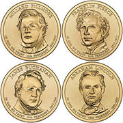 2010 Presidential Dollars, Uncirculated