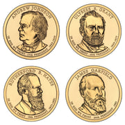 2011 Presidential Dollars, Uncirculated
