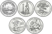 2013 National Park Quarters, Uncirculated