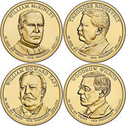 2013 Presidential Dollars, Uncirculated