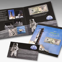 2019 Apollo 11 50th Anniversary Currency Set