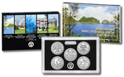 2020 Silver Quarters Proof Set