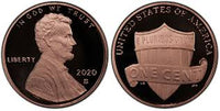 Proof Lincoln Cents 2020-