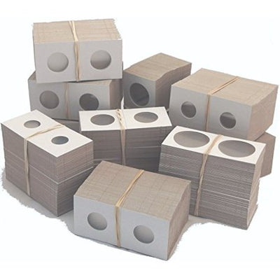 2 x 2 Carboard  Flips - Standard Size - 100 Count Box