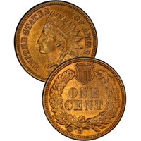 1895 Indian Head Cent