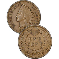 1885 Indian Head Cent