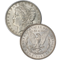 1891-S Morgan Silver Dollar