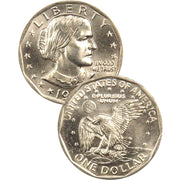 Susan B Anthony Dollars Uncirculated