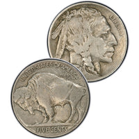 1919 Buffalo Nickel