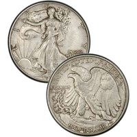 1936 Walking Liberty Half Dollar