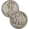 1916-D Walking Liberty Half Dollar