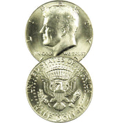 1964-1989 Kennedy Half Dollar, Uncirculated