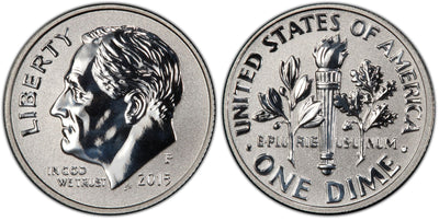 2015 Special Edition Roosevelt Proof Dimes