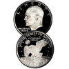 1971-1978 Eisenhower Dollars Proof