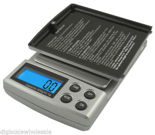Digital Scale - 500 Gram - Armored Brand
