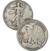 1936-D Walking Liberty Half Dollar