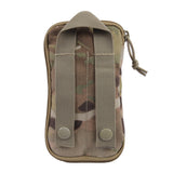 ROTHCO Tactical MOLLE EDC Wallet and Phone Pouch Multicam