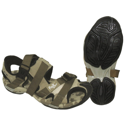 Fox Trekking Sandals Desert, Clip Closure