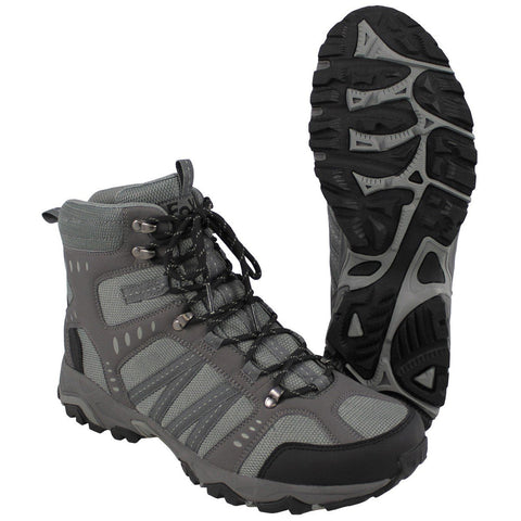Fox Trekking Shoes Mountain High Grey