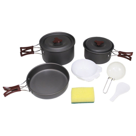 Mess Kit Aluminium Anodised