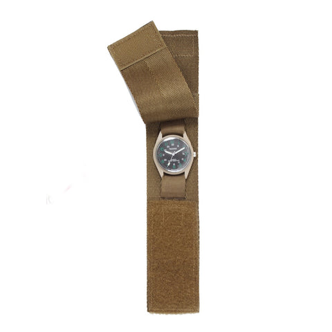 ROTHCO Commando Watch Band Coyote Brown
