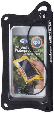 STS TPU Audio Water Proof Smart Phone Case
