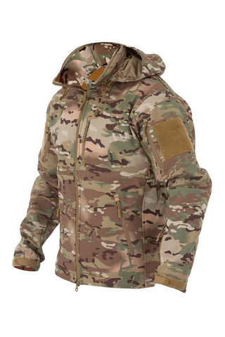 VALHALLA Soft Shell Jacket Multicam