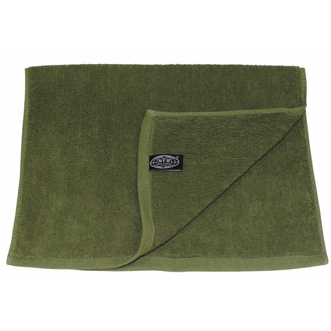 MFH Towel Terry Cloth OD Green