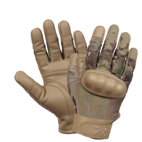 Rothco Multicam Hard Knuckle Gloves