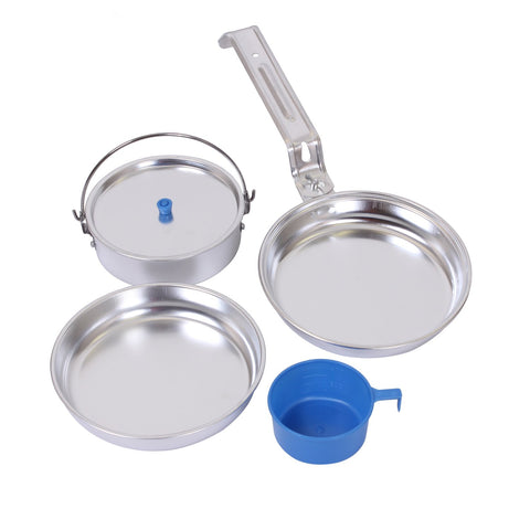 HUSS Mess Kit 5 Piece