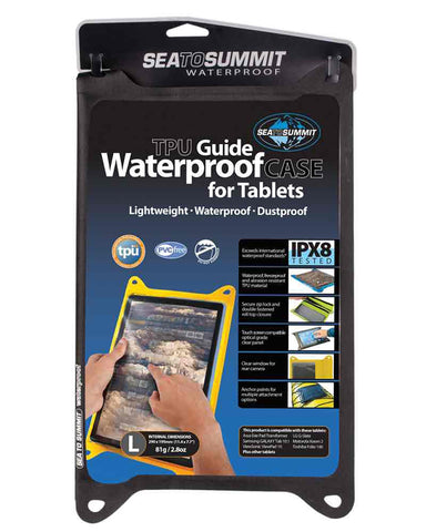 STS TPU Audio Water Proof Tablet Case