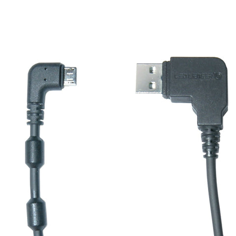 LED Lenser USB Adaptor Cable XEO Battery to H7R.2 H14R.2