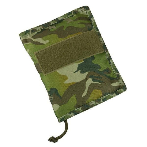 PLATATAC Brit Zip Side Opening Notebook Cover